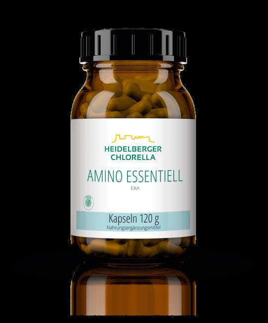 Amino essentiell EAA Kapseln