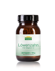 Löwenzahn Kapseln - 220 Stück - 100 g