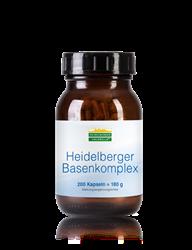 Basenkomplex Kapseln - 200 Stück - 180 g