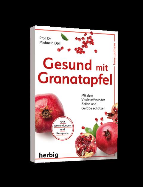 Buch: Gesund mit Granatapfel