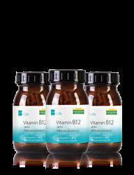 Vitamin B12 (Methylcobalamin) Kapseln