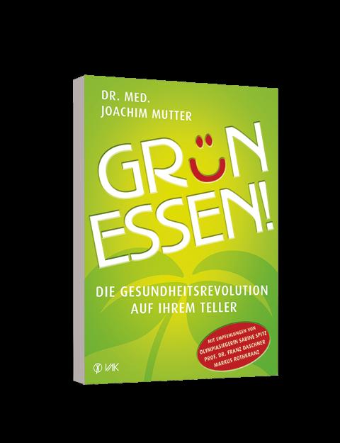 Buch: Grün essen