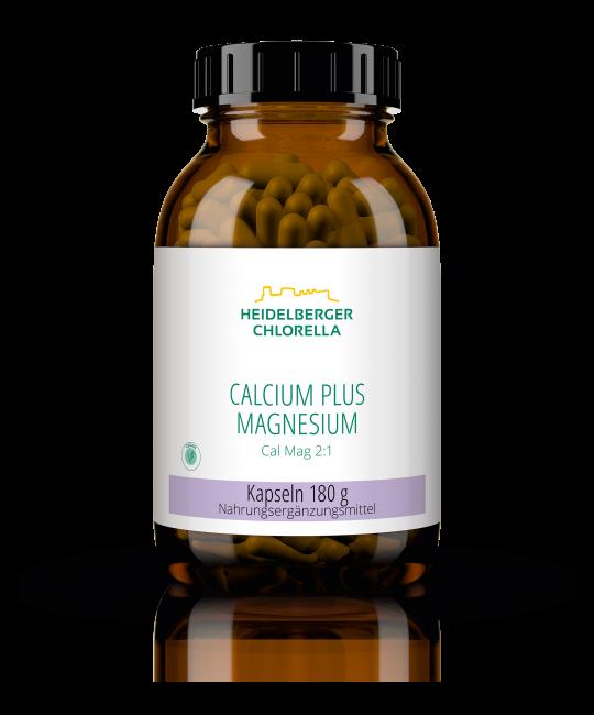 Calcium plus Magnesium Kapseln