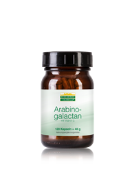 Arabinogalactan mit Vitamin C -120 Stück - 48 g