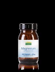 Magnesium als Magnesiumcitrat Kapseln