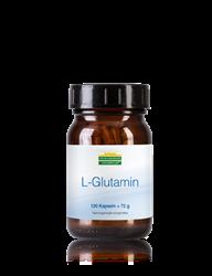 L-Glutamin Kapseln - 120 Stück - 72 g