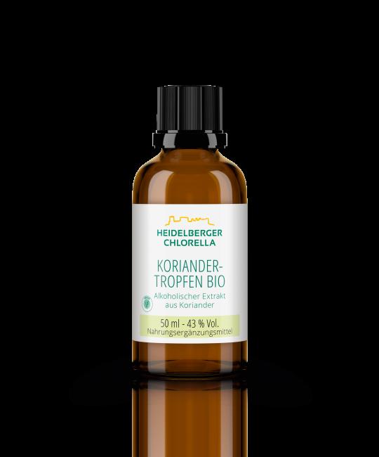 Koriander-Tropfen Bio