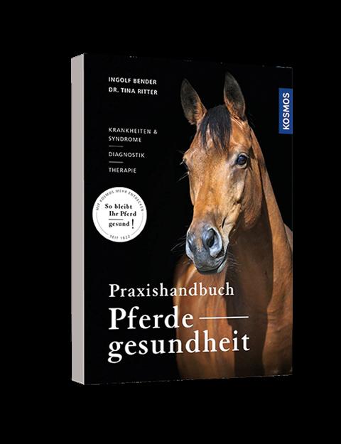 Buch: Praxishandbuch Pferdegesundheit